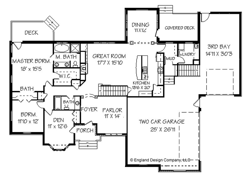 Craftsman House Plans  Craftsman Style Home Plans with