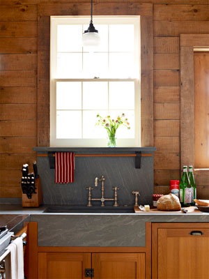 Barn Sinks For Kitchen : England House Plans Blog Home Design Information and Ideas